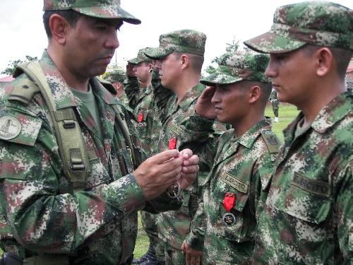 EJÉRCITO NACIONAL: 190 años de gloria junto al pueblo colombiano:
