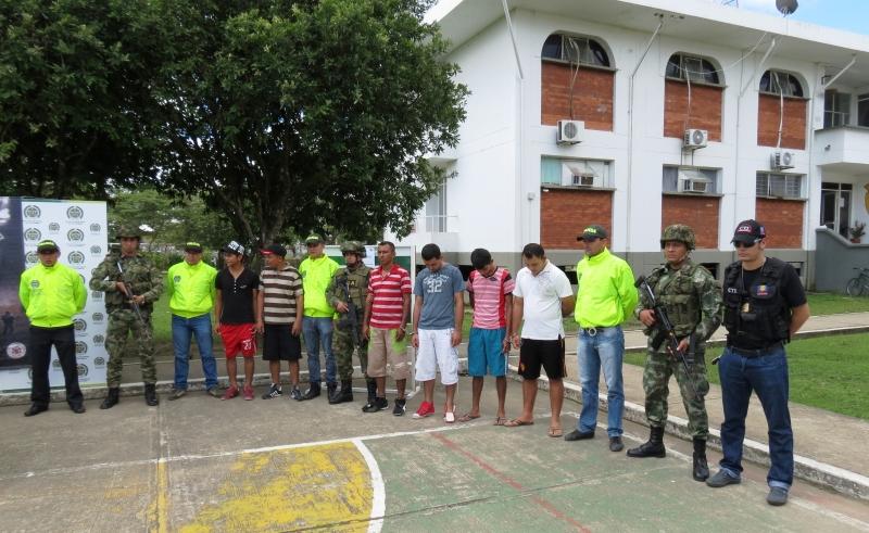 Capturados  presuntos autores de secuestro de contratistas de Bicentenario