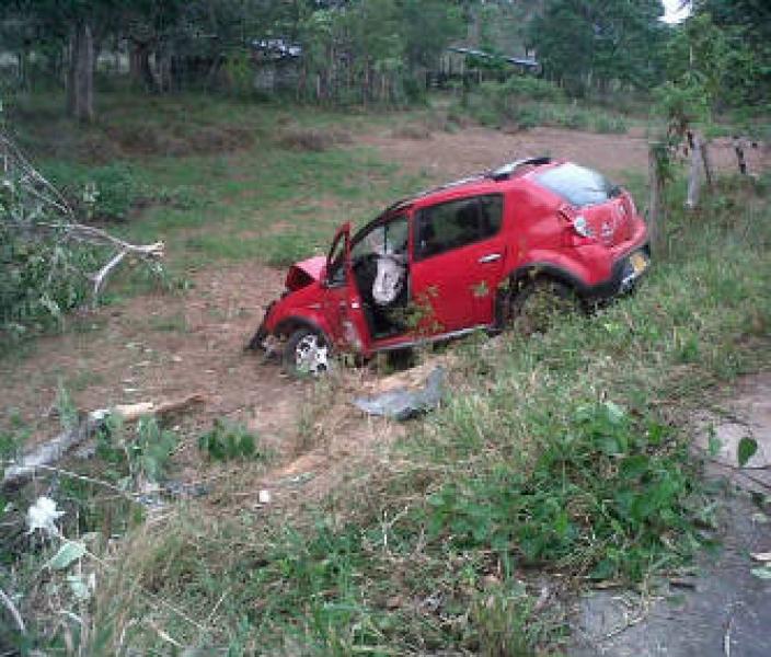 lesiones accidente de transito: