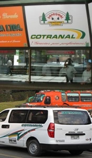 Un muerto y cinco heridos deja accidente de tr�nsito en Norte de Santander, la buseta cubria la ruta Saravena -C�cuta